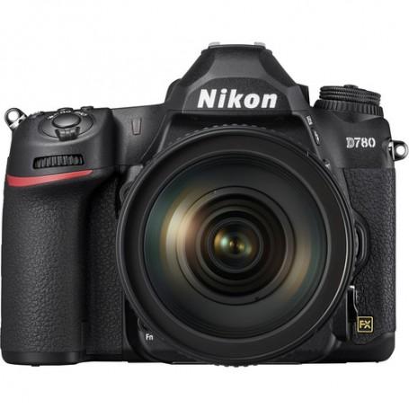 Nikon D780 + 24-120mm f/4 ED VR
