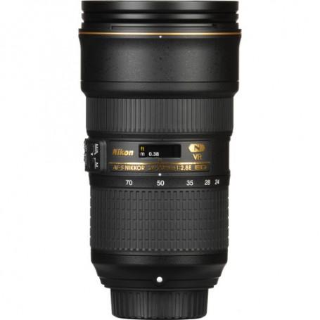 Nikon AF-S NIKKOR 24-70mm f / 2.8E ED VR