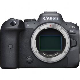 Canon EOS R6 - Cuerpo