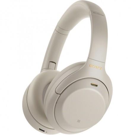 Sony WH1000XM4 Wireless Headphones - Silver
