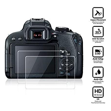 Protector de Pantalla Vidrio Templado para Nikon D7500