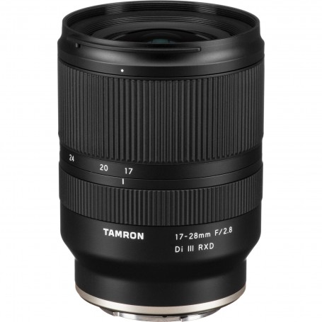 Tamron 17-28mm f/2.8 Di III RXD for Sony E / Cash Back 50€ + 10 years warranty