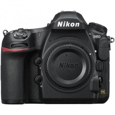 Nikon D850 + AF-S 24-120mm f4G ED VR