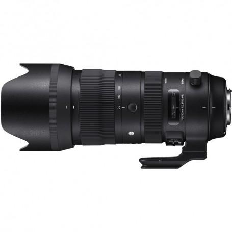 Sigma 70-200mm F/2.8 DG OS HSM Sport  para Nikon