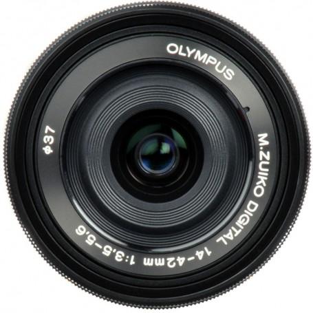 Olympus M.Zuiko Digital 14-42mm f/3.5-5.6 EZ Negro