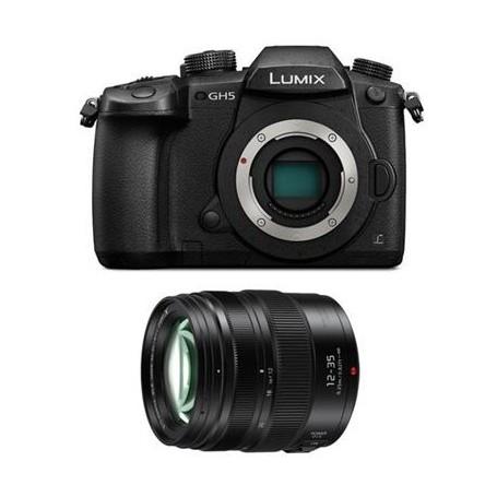 Panasonic Lumix DMC-GH5A + 12-35mm F / 2.8 II