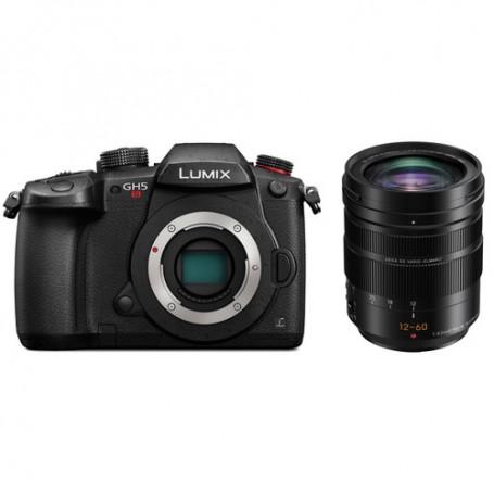 Panasonic Lumix DMC-GH5 + 12-60mm f2.8-f4.0