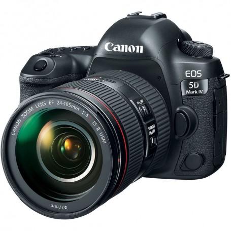 Canon EOS 5D Mark IV + 24-105mm F4.0 L II