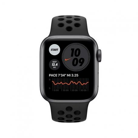 APPLE WATCH NIKE SERIES 6 GPS/CELL 40MM SPACE GRAY - Imagen 1