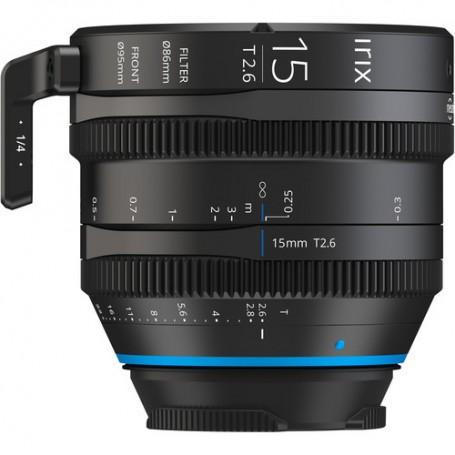 Irix Cine Lens 15mm T2.6
