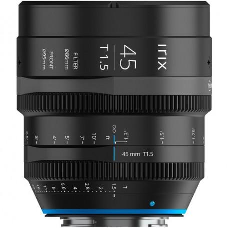 IRIX 45mm T1.5 Cine Lens
