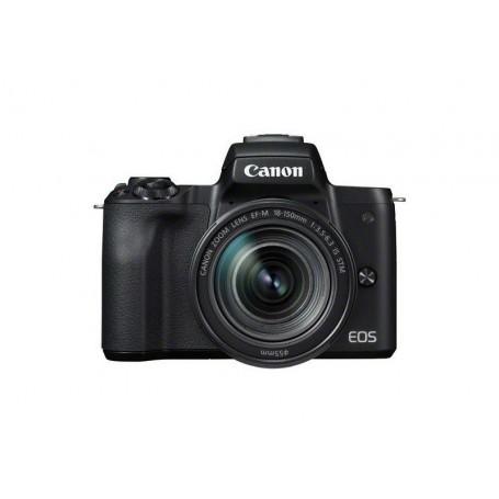 Canon EOS M50 Kit (EF-M 18-150mm STM) Black