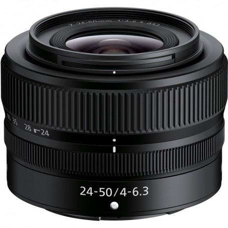 Nikon Z 24-50mm f/3.5-6.3