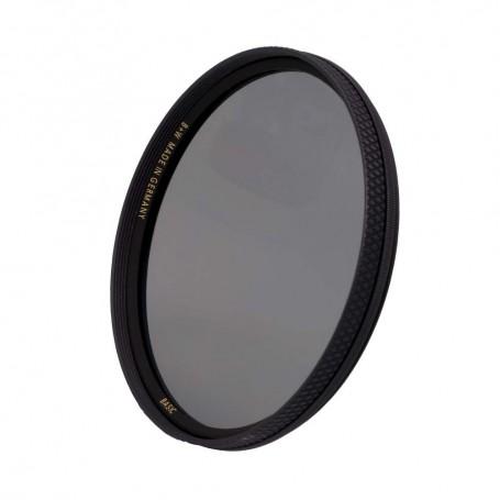 B+W Circular Polarizing Filter BASIC CPL MRC 67mm