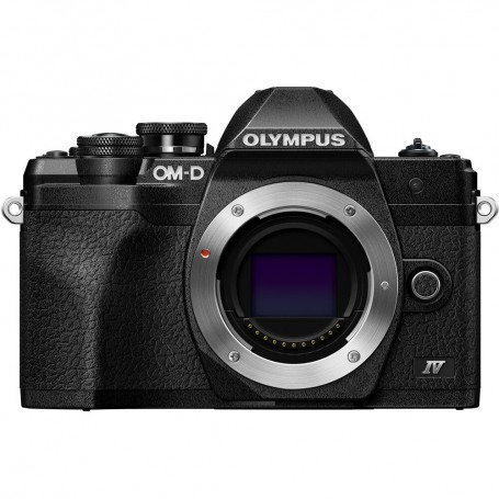 Olympus OM-D E-M10 Mark IV - Black