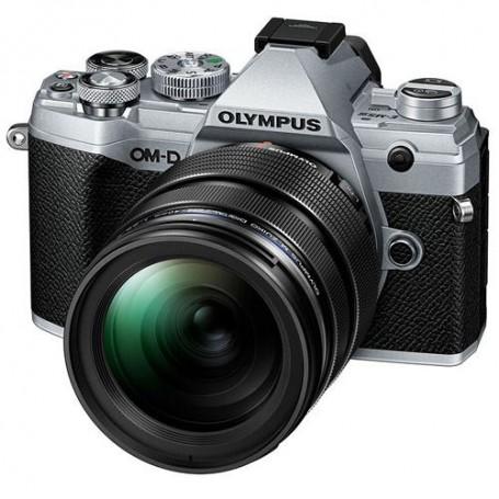 Olympus OM-D E-M5 Mark III Plata + M.Zuiko ED 12-40mm F/2.8 Pro