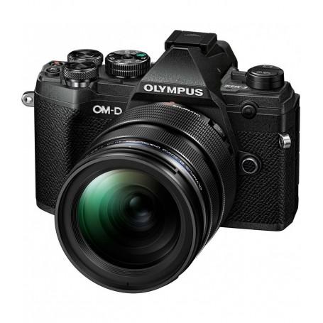 Olympus OM-D E-M5 Mark III Negro+ M.Zuiko ED 12-40mm F/2.8 Pro