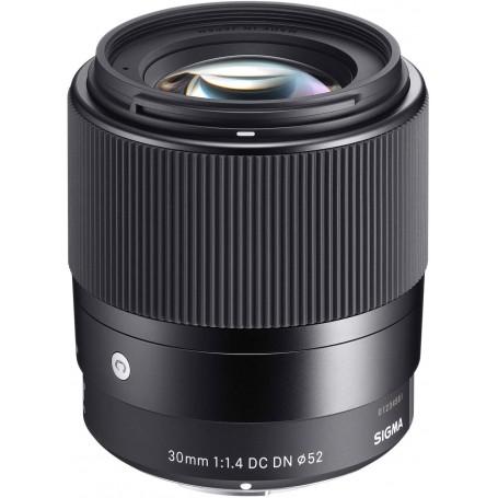 Sigma 30mm f/1.4 DC DN para Canon M