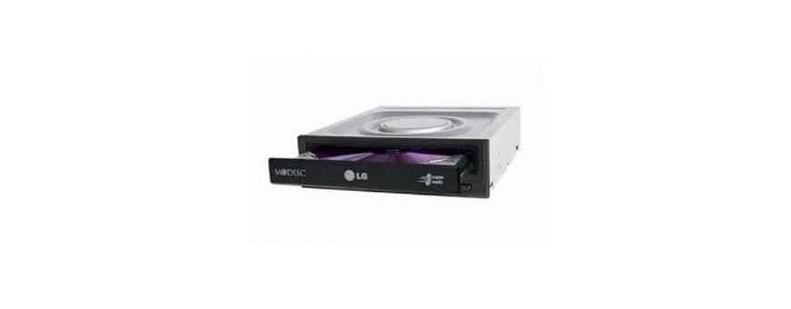 CD / DVD + -RW recorders