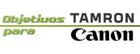 Tamron lenses fot Canon