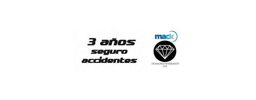 3 year Mack Diamond Warranty accident insurance