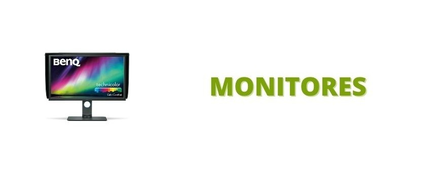 Monitors for photography