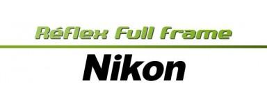 Réflex Nikon Full Frame