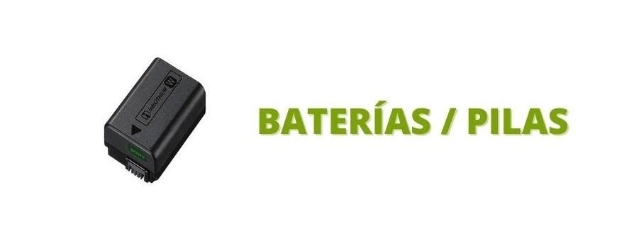 Baterías / Pilas