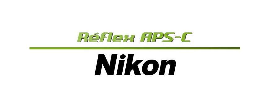 Réflex Nikon APS-C