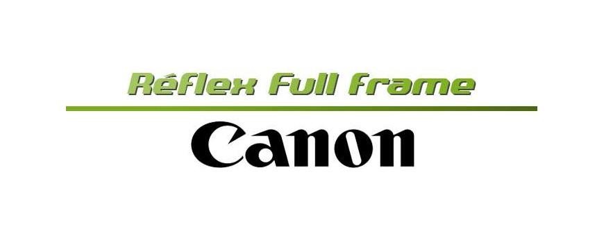 Réflex Canon Full Frame