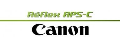 Réflex Canon APS-C