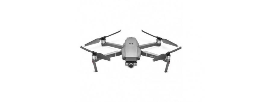 DJI drones and other brands