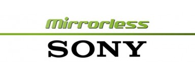 Mirrorless Sony