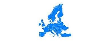 Envíos Europa