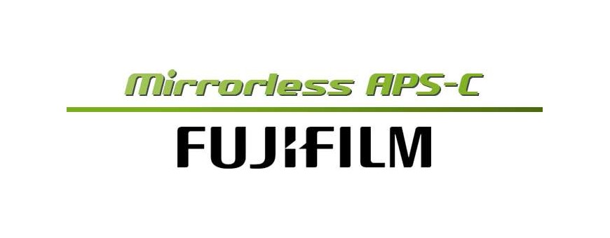 Fujifilm Mirrorless APS-C