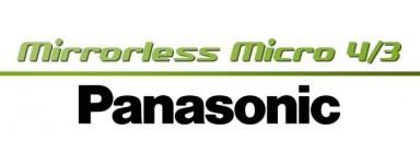 Mirrorless Panasonic