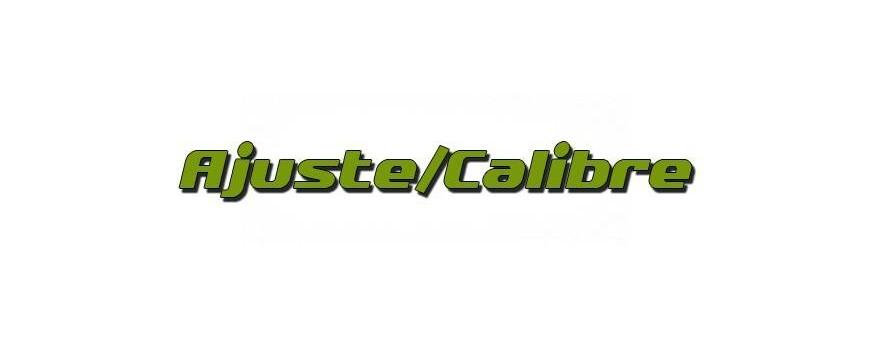 Ajuste / Calibre