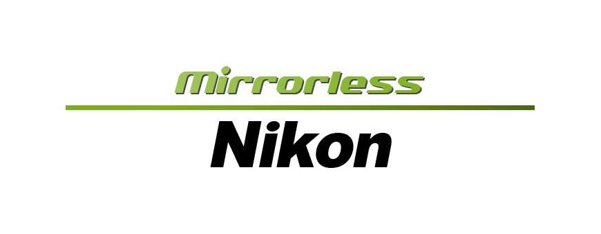 Nikon Mirrorless