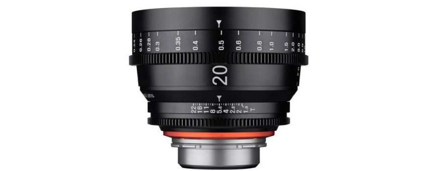 Lenses Camcorders