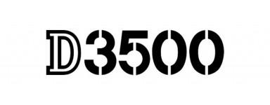 D3500