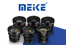 Meike Lenses: Good quality with affordable price.
